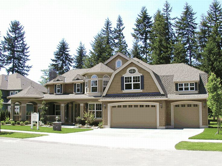 Unique House Plan, 035H-0063