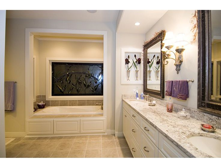 Master Bathroom Photo, 007H-0115