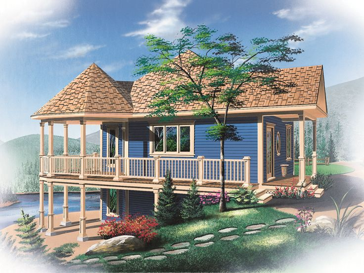 Cottage Home, 027H-0099