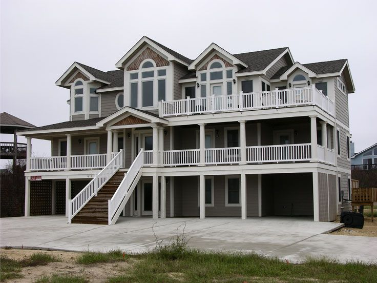 Beach House Photo, 041H-0081