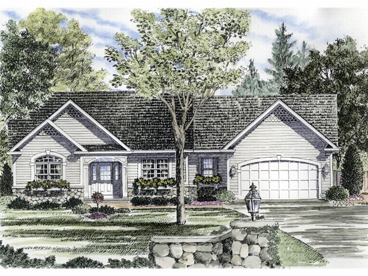 Affordable Home Plan, 014H-0011