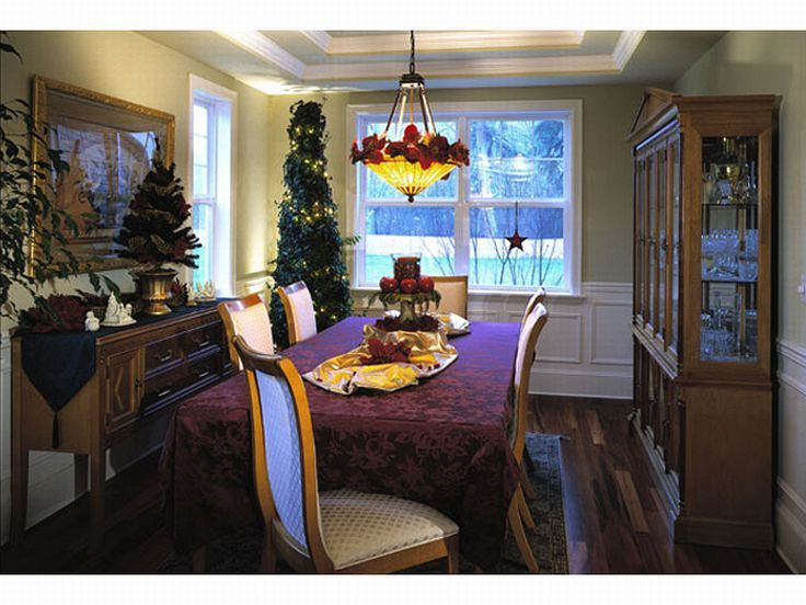 Dining Room Photo, 035H-0067