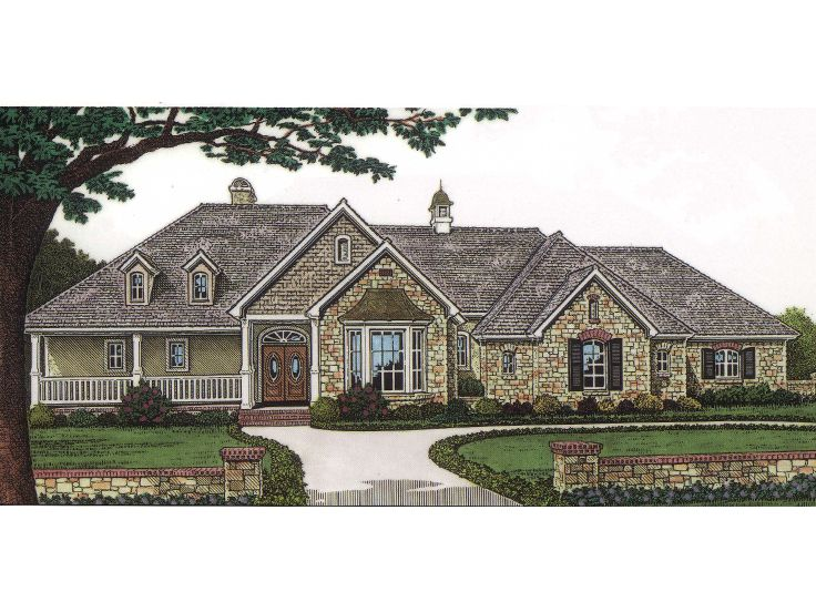 European Home Plan, 002H-0021