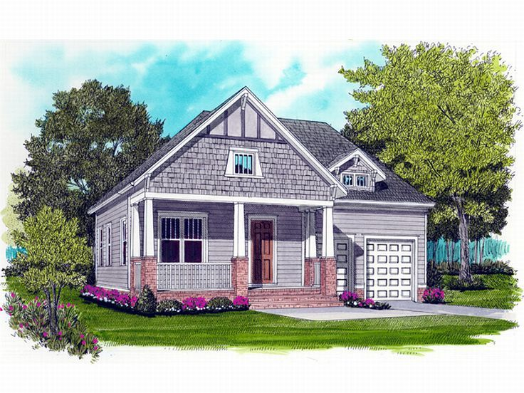 Small House Plan, 029H-0005