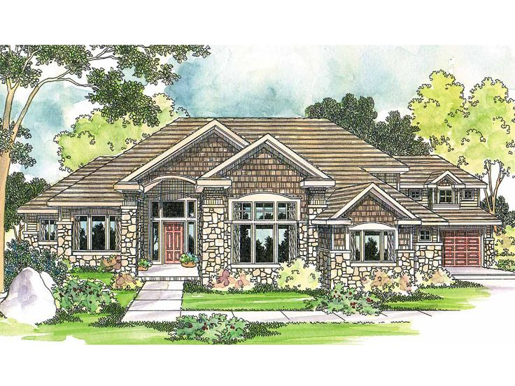 European Home Plan, 051H-0082