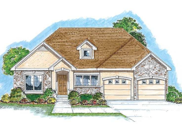 European Home Plan, 050H-0021