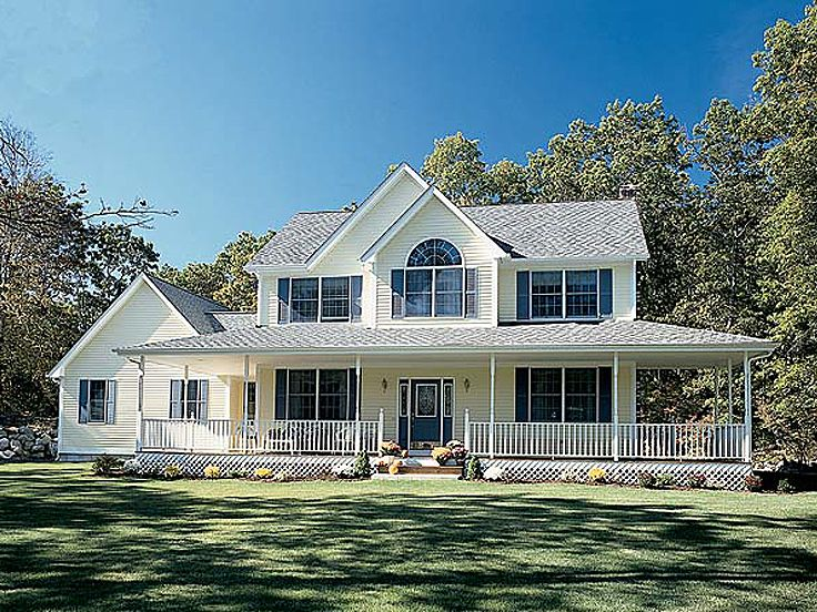 Choose the right new homes plans when planning your dream home the house plan shop - New house plan photos ...