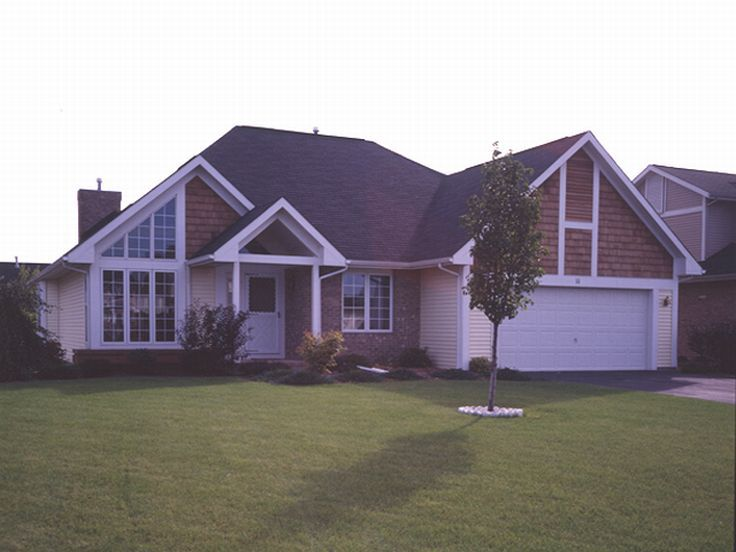 Home Plan Photo, 022H-0008