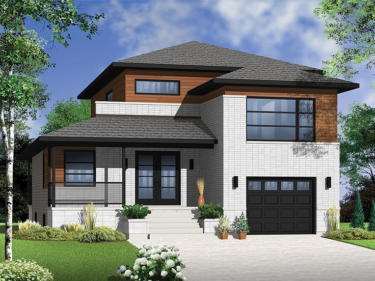 Plan 027h 0298 find unique house plans home plans and for Modern home plans canada