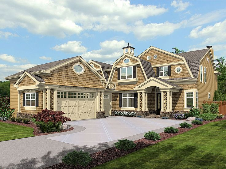 Luxury Home Design, 035H-0085