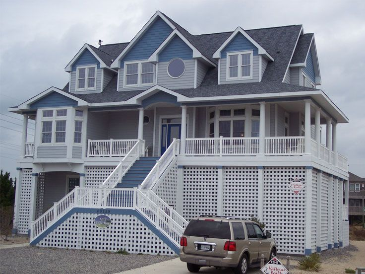 Luxury Beach Home, 041H-0066