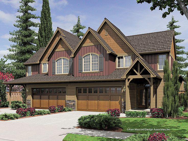 Plan 034m 0019 find unique house plans home plans and for Two family home plans