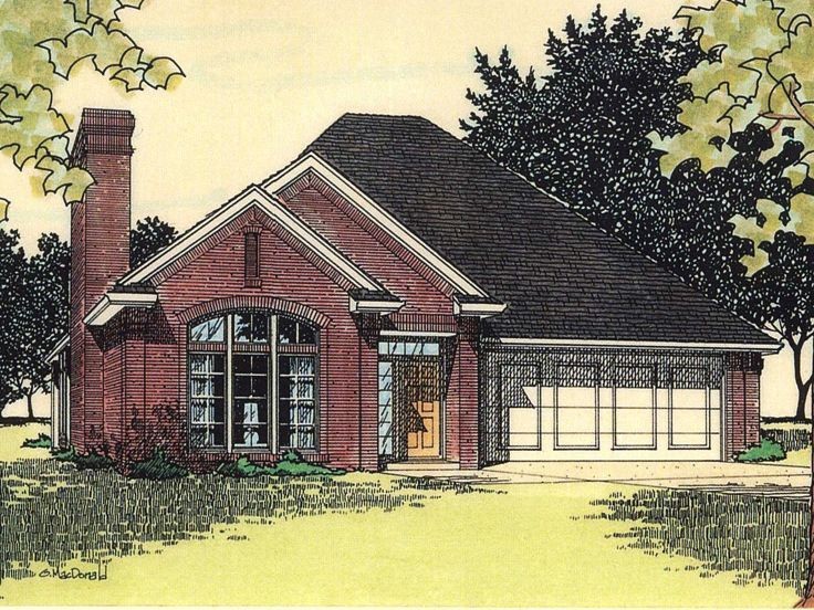 Affordable House Plan, 002H-0060