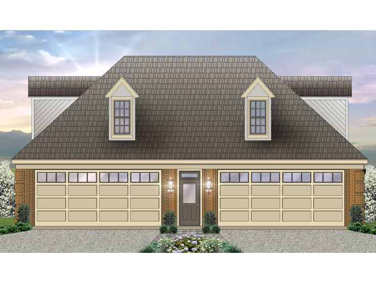 Garage apartment plans 4 car garage apartment plan for 6 car garage house plans