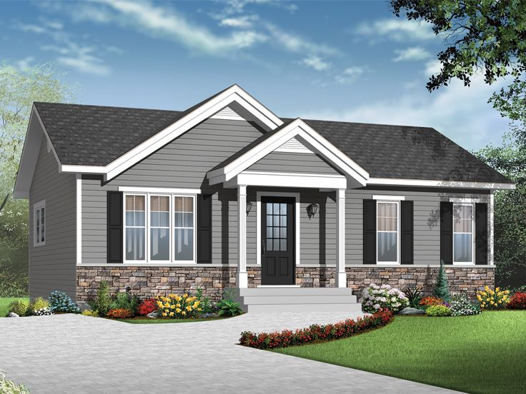 Plan 027h 0372 find unique house plans home plans and for Empty nester house plans