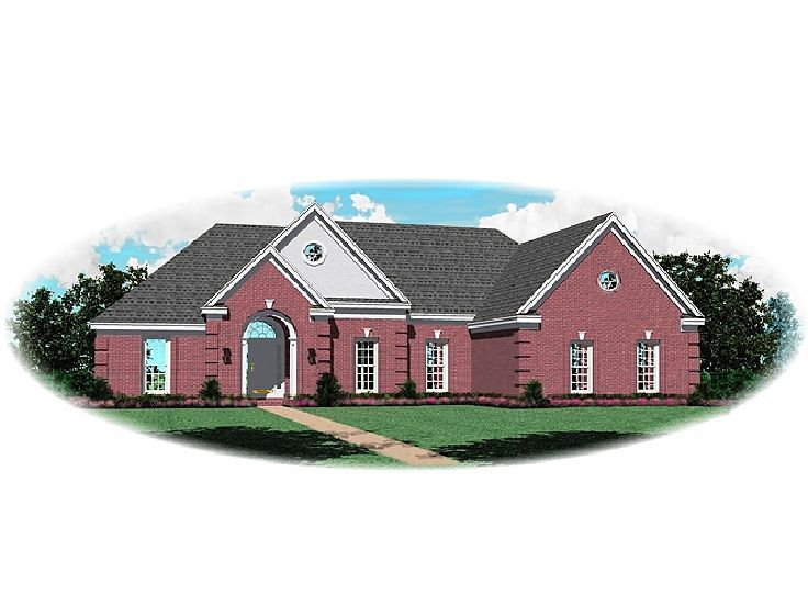 Affordable House Plan, 006H-0075