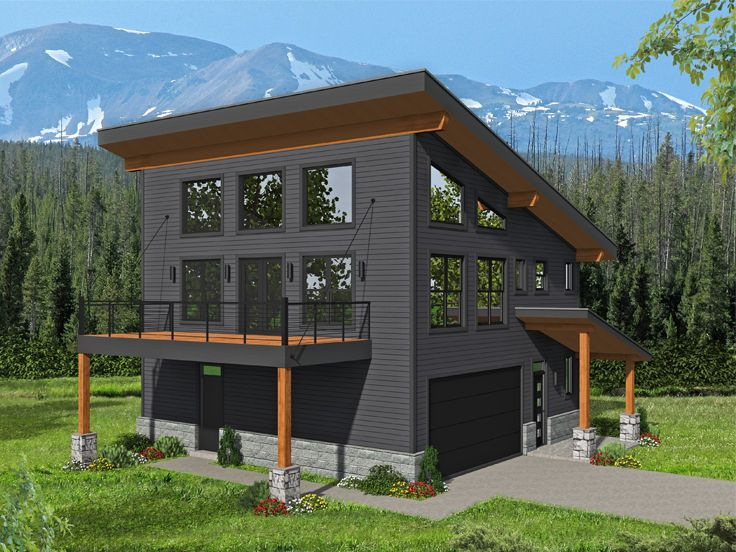 Carriage House Plan, 062G-0205