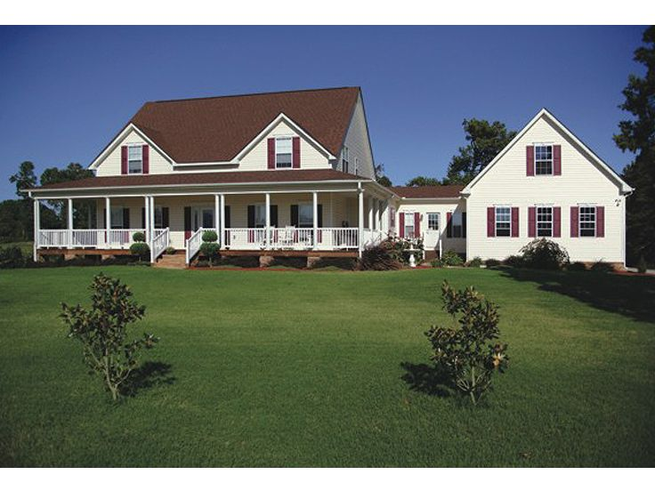 Country Home Photo, 007H-0090