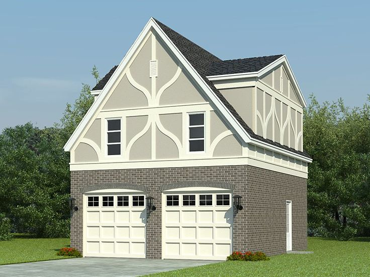 Carriage house plans european style carriage house plan for Carriage home plans