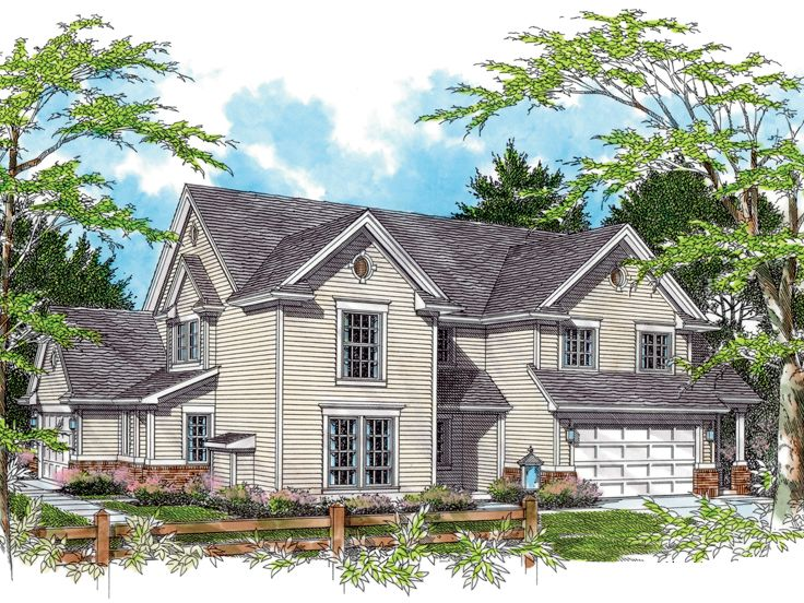Plan 034m 0007 Find Unique House Plans Home Plans And