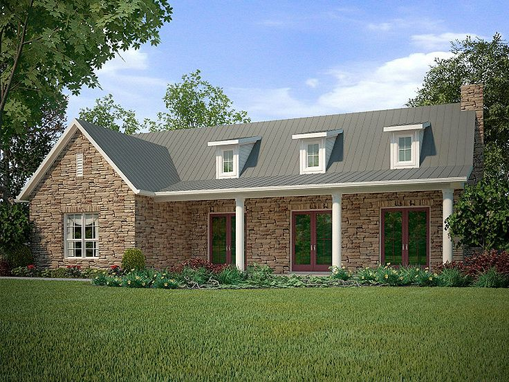Affordable House Plan, 036H-0042