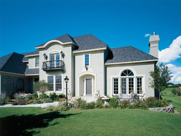 Mediterranean Home Plan, 023H-0029