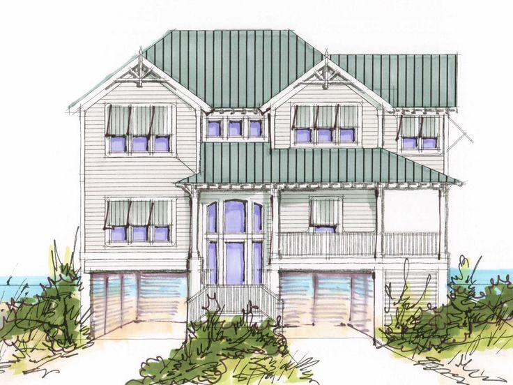 Plan 041H 0096 Find Unique House Plans Home Plans and