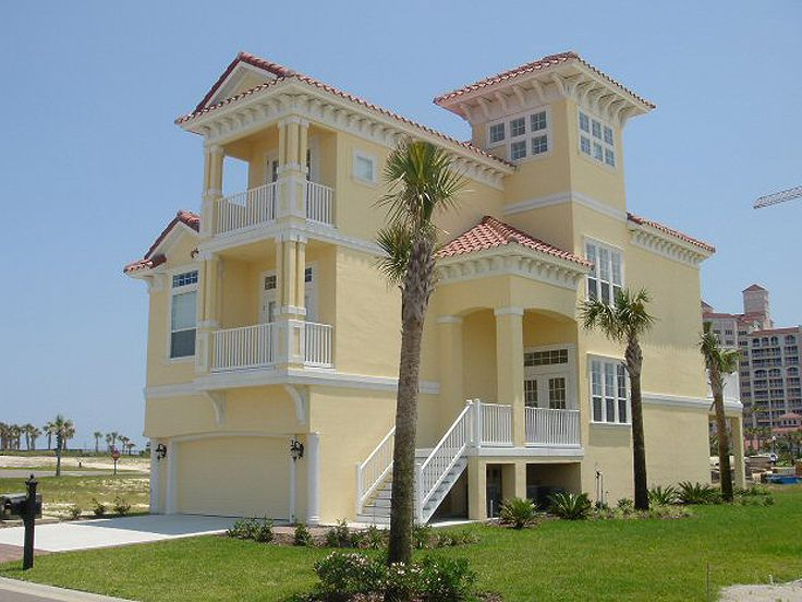 Narrow Lot Beach House, 041H-0135