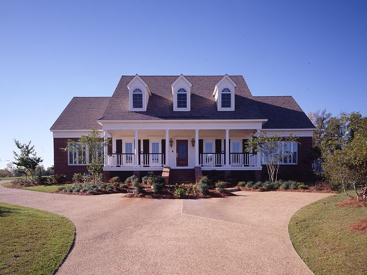 Southern Home Photo, 022H-0109
