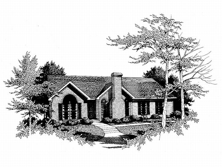 Ranch House, 019H-0042
