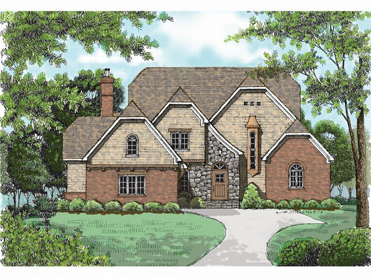 European House Design, 029H-0026