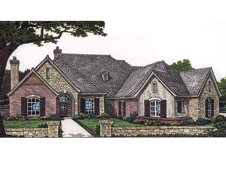 European Home Plan, 002H-0041