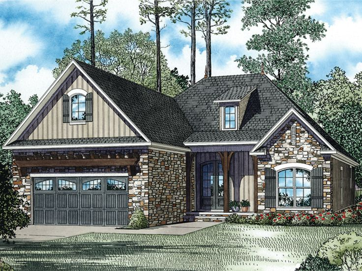 Affordable Home Plan, 025H-0306