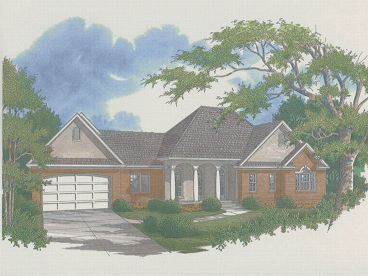 European House Design, 004H-0081