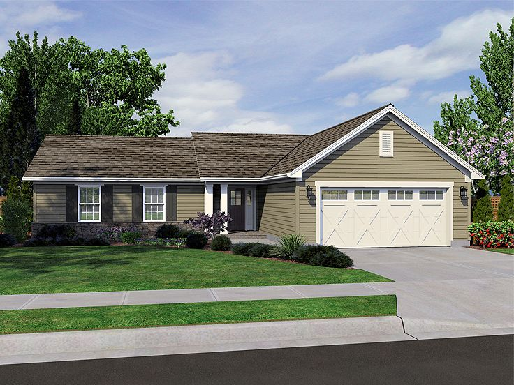 Plan 046h 0068 find unique house plans home plans and for Large one story homes