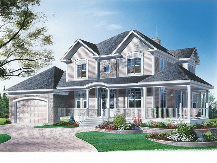 Country Home, 027H-0045