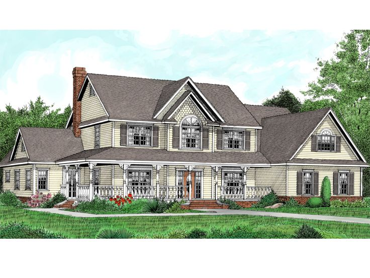Plan 044h 0049 find unique house plans home plans and for Unique 2 story house plans