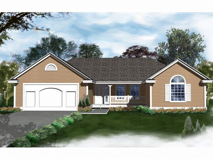 Plan 026h 0020 find unique house plans home plans and for Large one story house