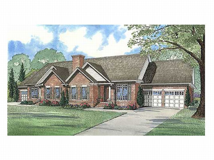 Multi-Family Home Plan, 025M-0004