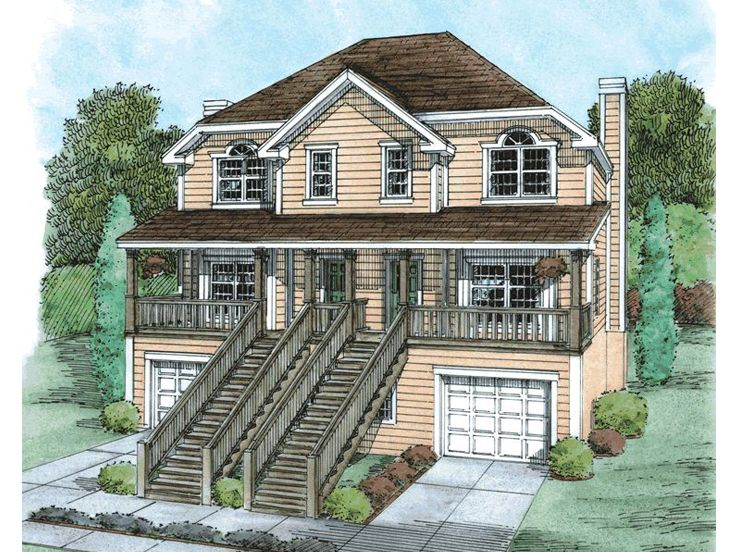 Plan 031m 0037 find unique house plans home plans and Unique duplex plans