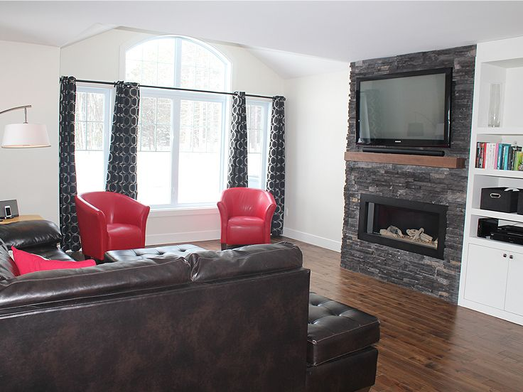 Great Room Photo, 027H-0322