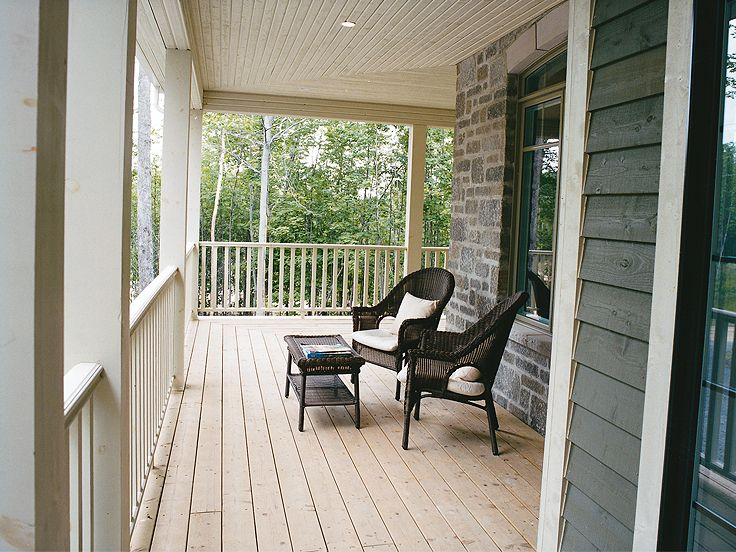 Wrap-Around Porch Photo, 027H-0094