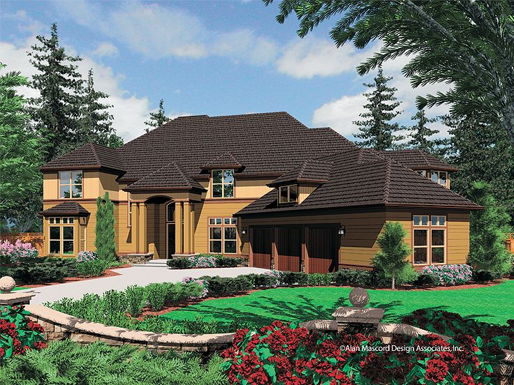 Plan 034h 0137 find unique house plans home plans and for European estate house plans