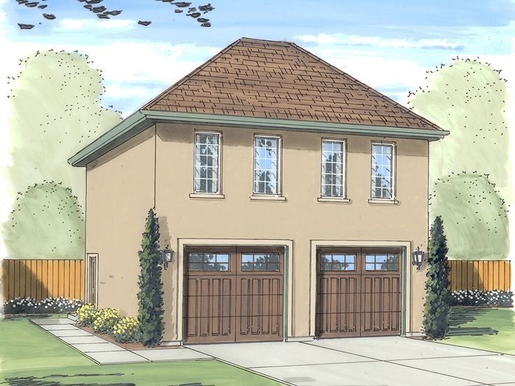 Carriage house plans european style garage apartment for Carriage house plans with apartment