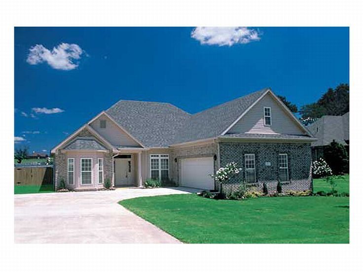 House Plan Photo, 025H-0114