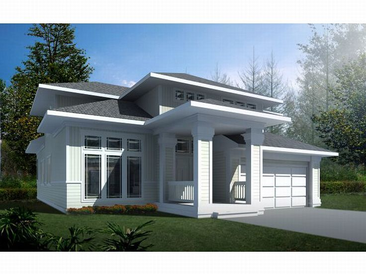 Contemporary Home, 026H-0033