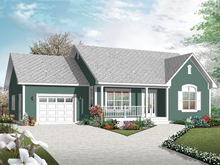 Plan 027h 0253 find unique house plans home plans and for Small empty nester home plans