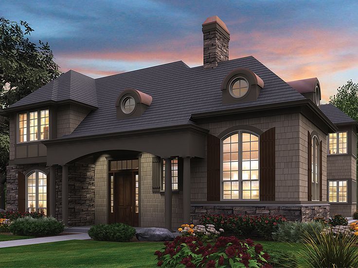 Plan 034h 0035 find unique house plans home plans and for Modern french country house plans