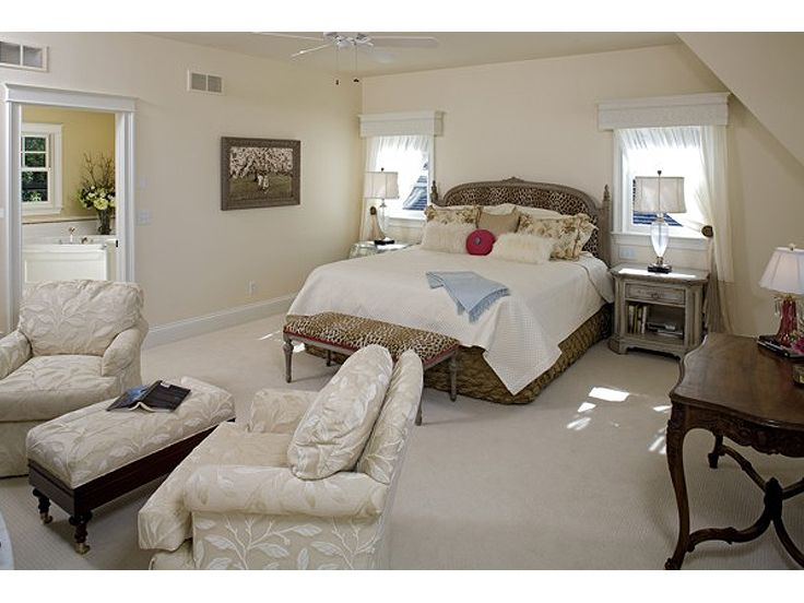 Master Bedroom Photo, 007H-0141