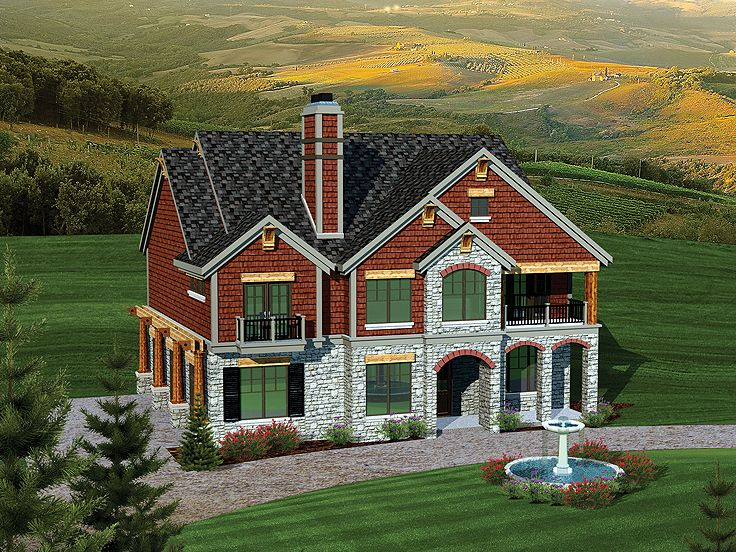 Unique House Plans | The House Plan Shop